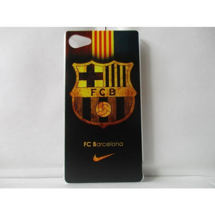 coque fc barcelone Sony Xperia Z5 Compact neuf Achat coque bumper