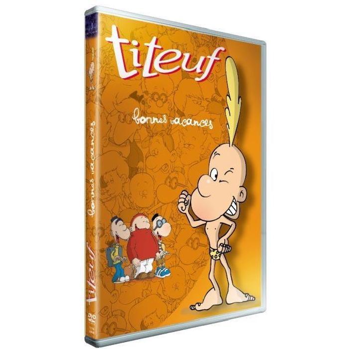 DVD Titeuf : bonnes vacances, saison 1, vol. 1 en dvd film pas cher