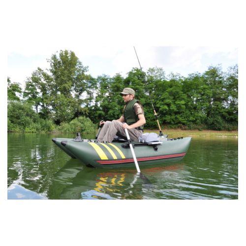 Pescador Bateau de pêche gonflable P240 HF Cat Moteur Sans