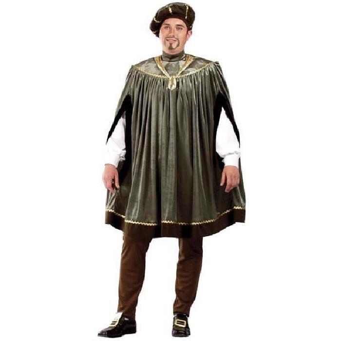 Vous serez admiré dans ce somptueux costume pour homme de Baron . Ce
