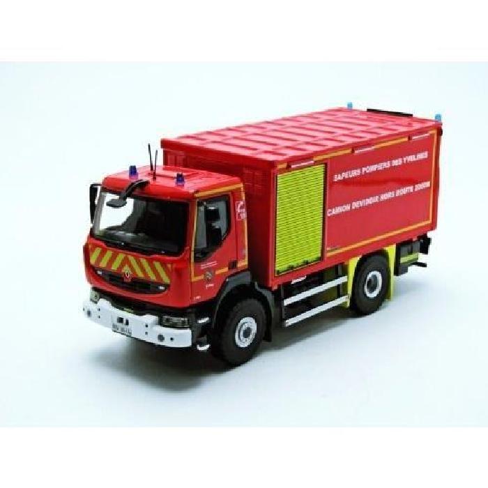 miniature pompier 1 43 topiwall. Black Bedroom Furniture Sets. Home Design Ideas