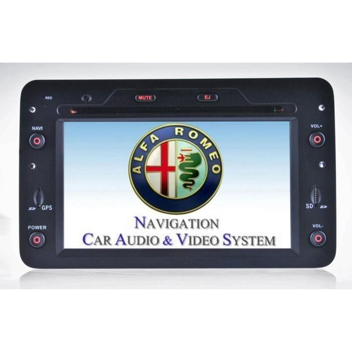 GPS ALFA ROMEO 159 Achat / Vente pack gps auto AUTORADIO GPS
