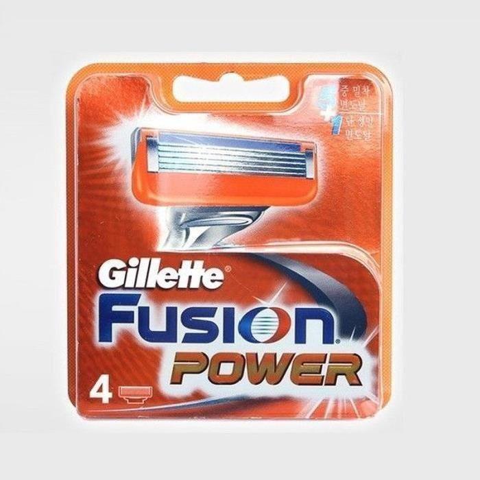 / Vente lame de rasoir seule Gillette Fusion Power Blade