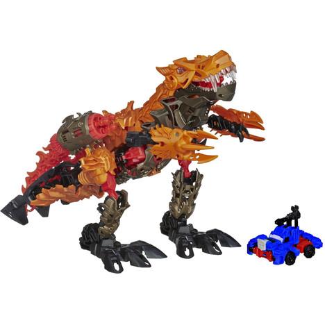 ère de l'extinction Construct Bots Transformers HASBRO pas cher à