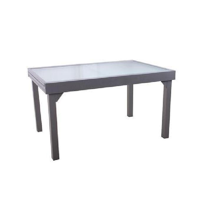 Table de jardin extensible Chaweng Structure de la table en