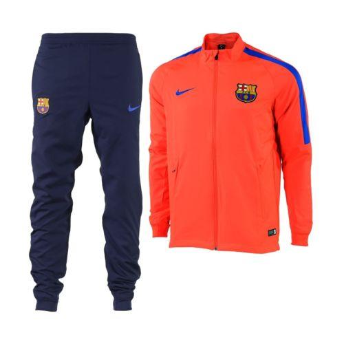 Nike Survêtement de football Fc Barcelona Dry Squad Présentation