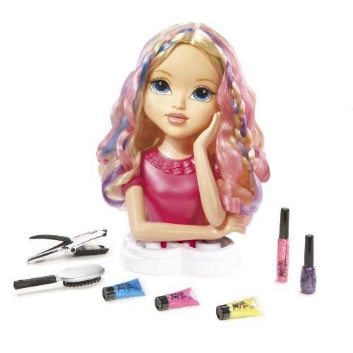 Moxie Girlz 1495 TÊTE À Coiffer Magic Hair Avery pas cher
