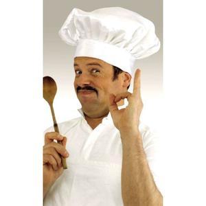 Toque de cuisinier Achat / Vente Toque de cuisinier pas cher