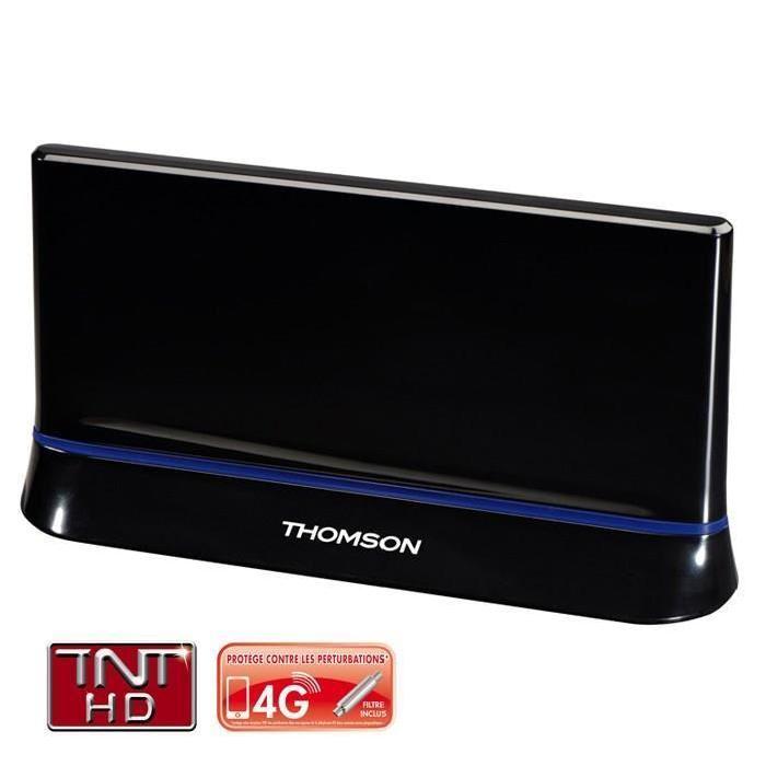 00131917 Antenne intérieure HDTV LTE / 4G Gain de 43dB antenne