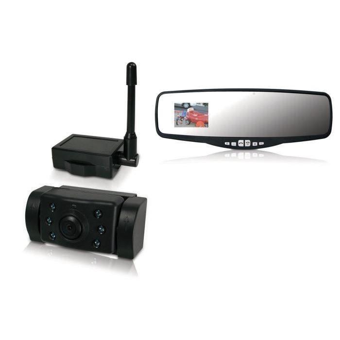 YADA Caméra de Recul Bluetooth + fonction kit mains libres