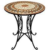 table ronde mosaique Ajouter les articles non en stock