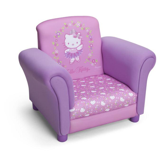 HELLO KITTY Fauteuil Enfant Achat / Vente fauteuil canapé bébé