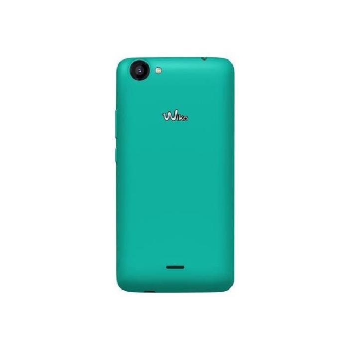 Wiko Rainbow Jam 4G Bleen Achat smartphone pas cher, avis et