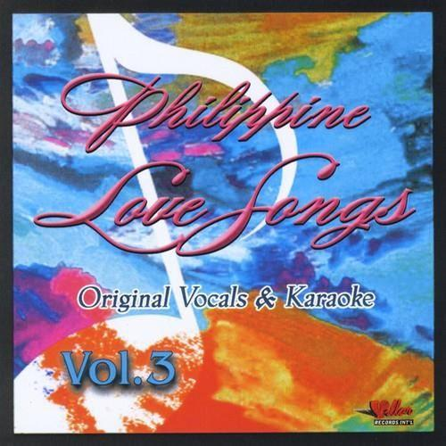 Pilipino Karaoke Philippine Love Songs Vol. 3 Achat CD cd musique