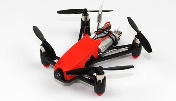 DIY Kit cadre de soutien Rouge Achat / Vente pièce détachée drone