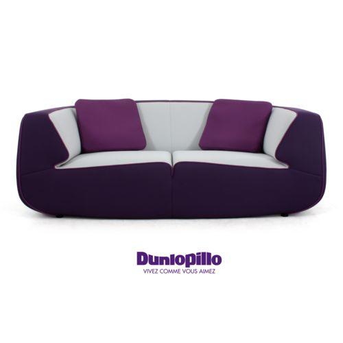 Dunlopillo Bump : Sofa Disponible en 5 coloris pas cher Achat