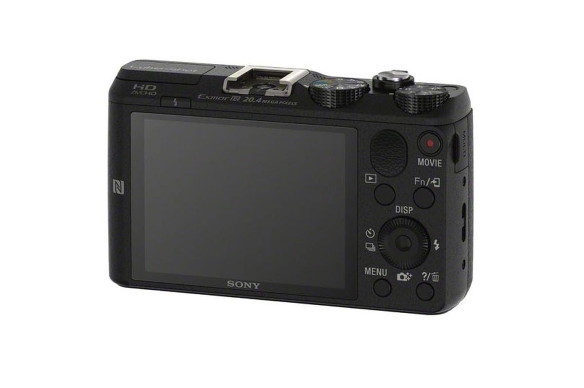Appareil photo compact Sony DSC HX60 NOIR DSC HX60 (3857387) |