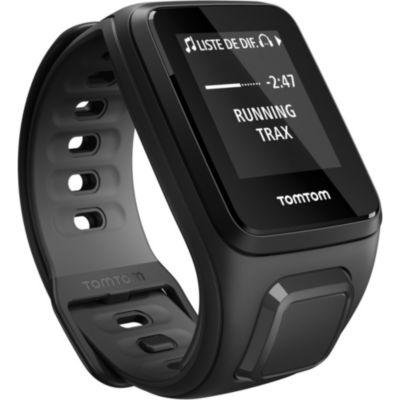 Montre sport GPS Tomtom Outdoor GPS Runner 2+Cardio Bleu/Turquoise