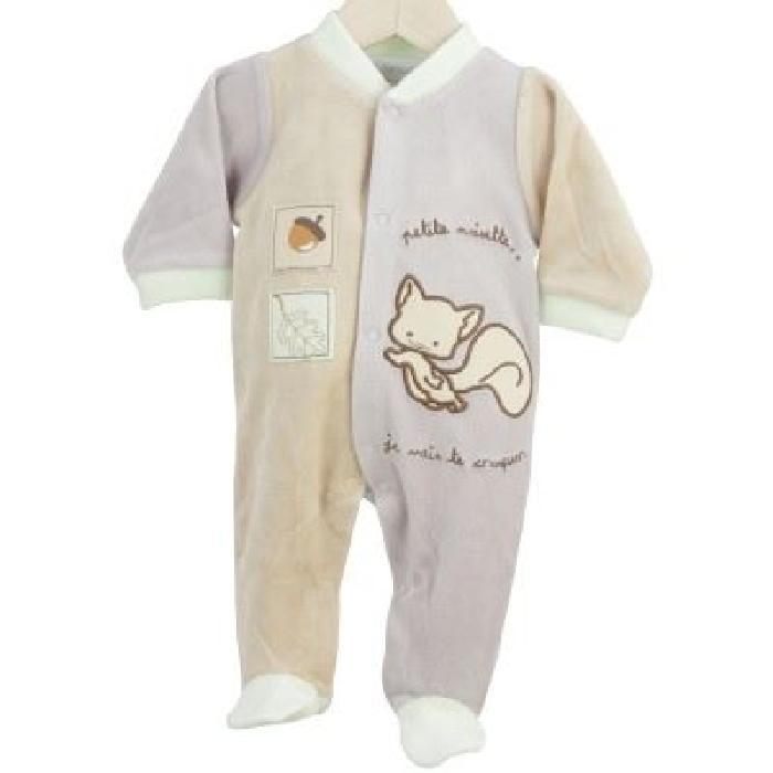 Pyjama naissance Petite noisette Achat / Vente chemise de nuit