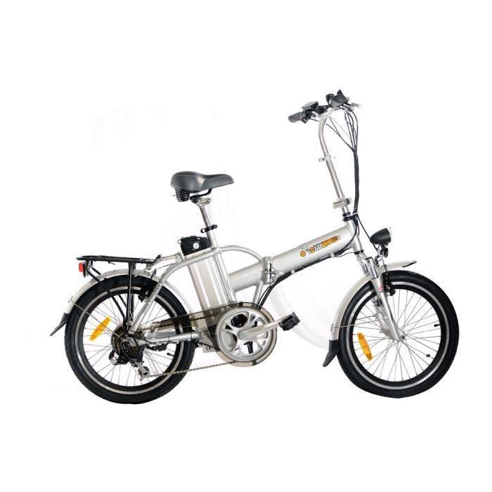 Vélo électrique pliant Tomyfold premium 36V16Ah Achat / Vente