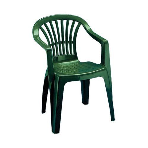 de jardin Altea vert pas cher Achat / Vente Chaises de jardin