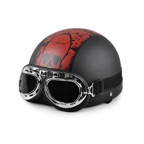 Achat / Vente casque moto scooter Casque «Bol» Vint