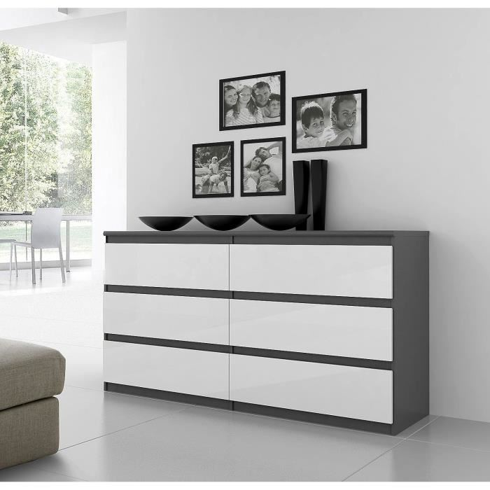 commode blanc laque ikea hoze home. Black Bedroom Furniture Sets. Home Design Ideas