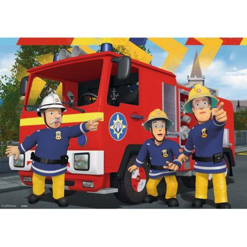 Ravensburger Puzzle 2 x 24 pièces : Sam le pompier : Sam t'aide
