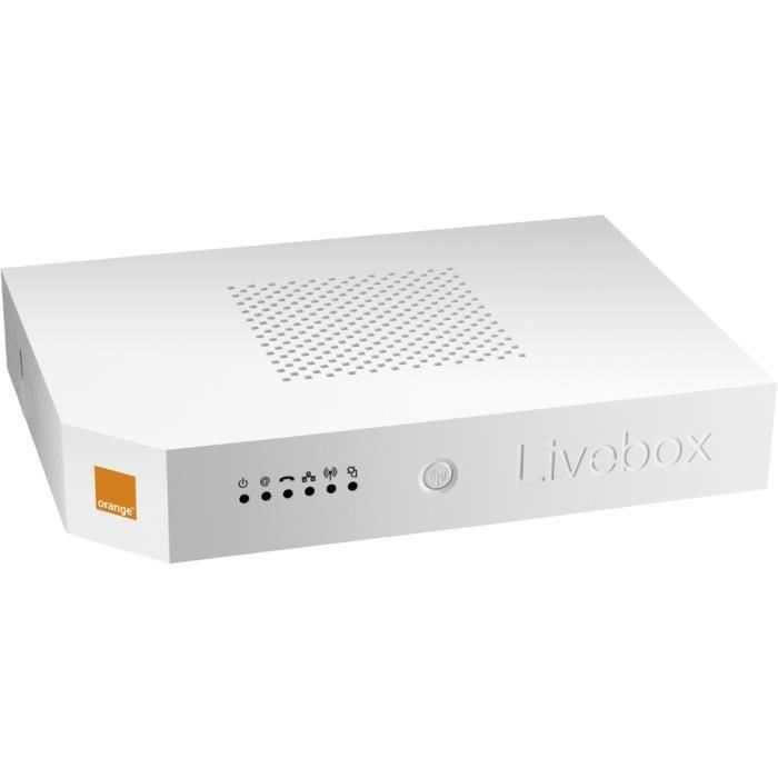 Orange Livebox 2 GD routeur sans fil DSL