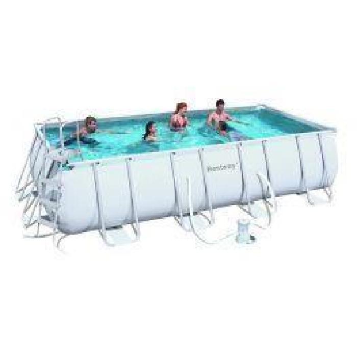 acier rectangulaire 488X274X122CM Achat / Vente piscine Piscine