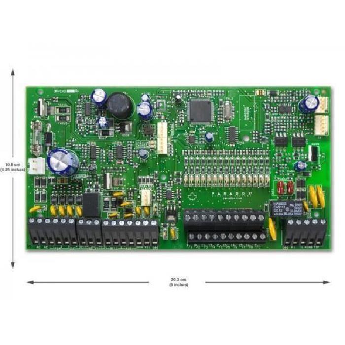 Spectra SP5500 Coffret Achat / Vente alarme autonome