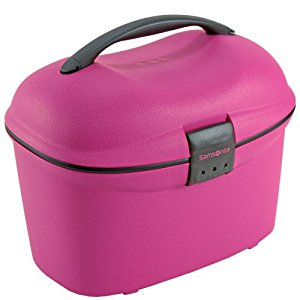 Vanity Case Rigide Samsonite Pp Cabin 42084 Couleur Rose