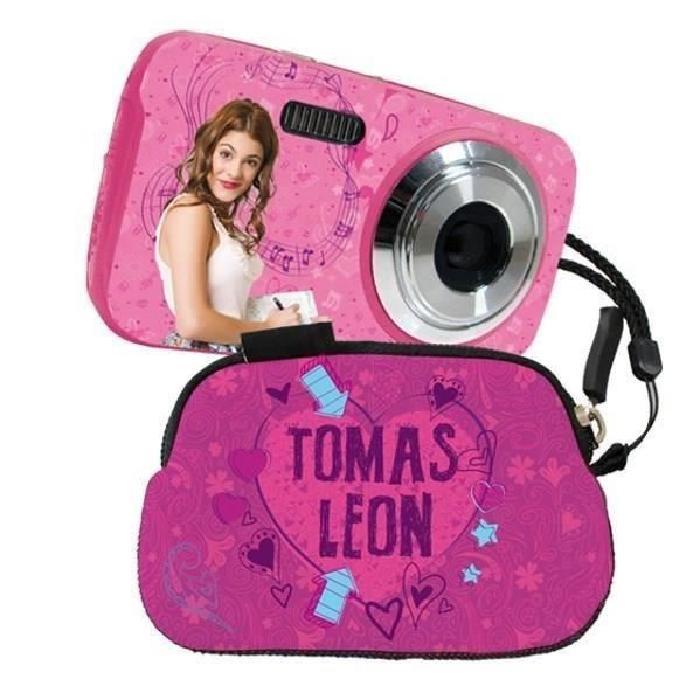 Appareil Photo Numérique Violetta 3,1 Mpx, écran LCD 1,8», mémoire
