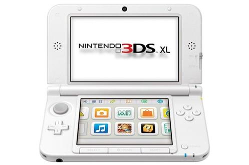Consoles 3DS Nintendo 3DS XL BLANCHE (3717593)