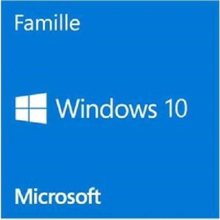 Windows 10 Home 32/64 bits A Télécharger à télécharger