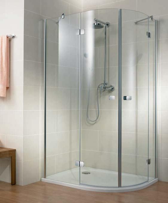 paroi douche arrondie douche 10 mod les de cabine et paroi pour votre salle de bains c t maison. Black Bedroom Furniture Sets. Home Design Ideas