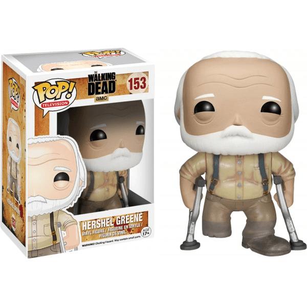 Figurine POP THE Walking Dead Hershel Licence Officielle