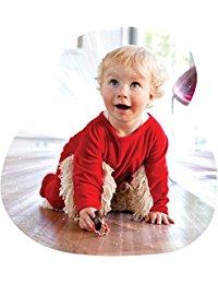Kinousses 810 2096 Grenouillères Pyjama pour Bébé en Velours Motif