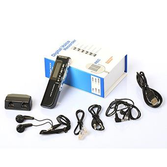 Enregistreur Audio Numérique 8Go / Lecteur MP3 + Pack accessoires