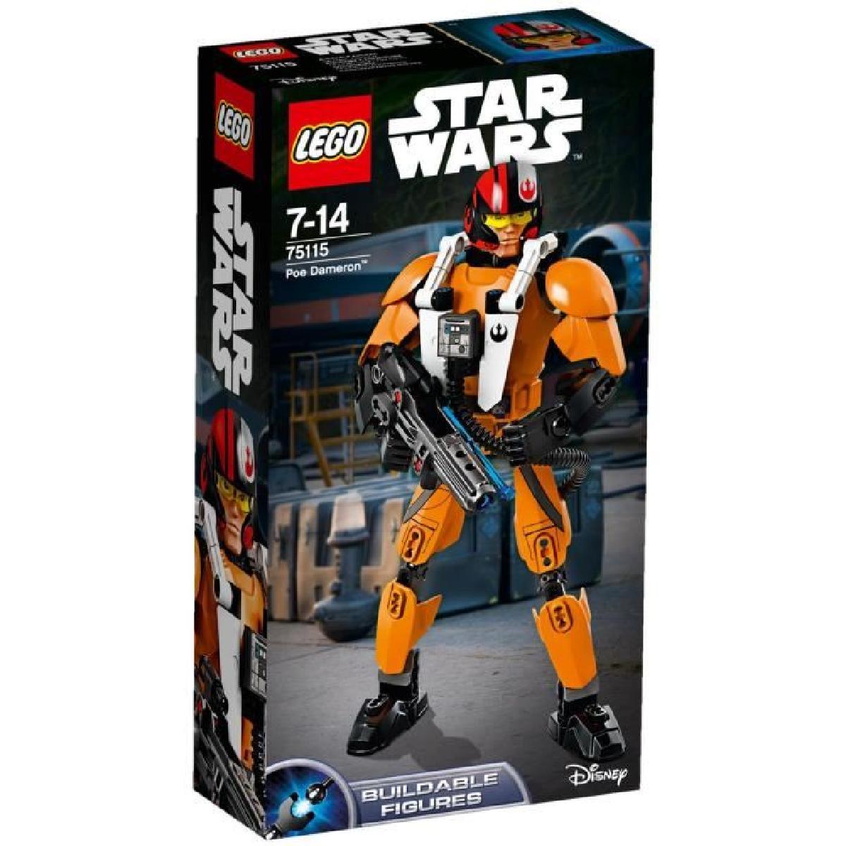 LEGO® Star Wars? 75115 Poe Dameron? Achat / Vente assemblage