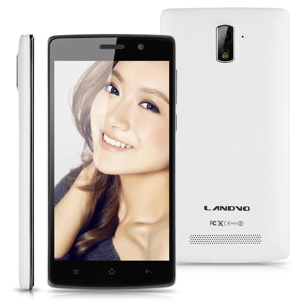 Smartphone Cellphone Téléphone Tactile Android4.4 Quad Core 8Go GPS