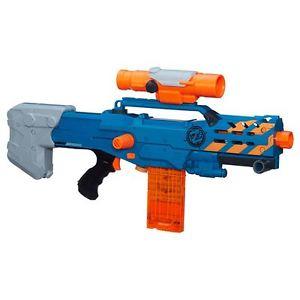 NERF Zombie Strike Longshot Blaster
